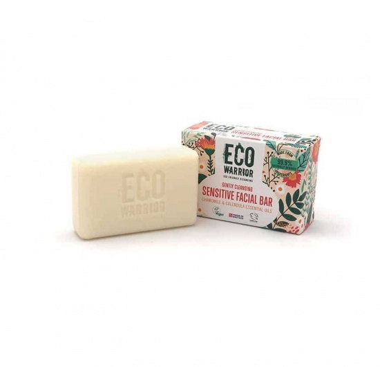 Eco Warrior Sensitive Facial Bar