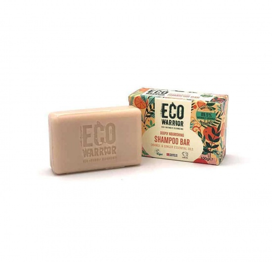 Eco Warrior Shampoo Bar
