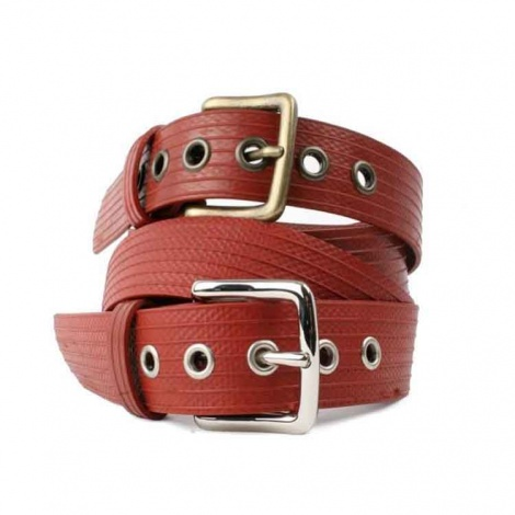 Recycled Firehose Belt