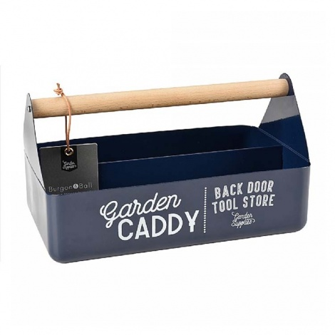 Garden Caddy Organiser Blue