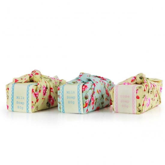 Nora Wrapped Soaps