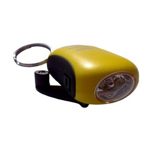 PowerPlus Bee Wind up LED Torch