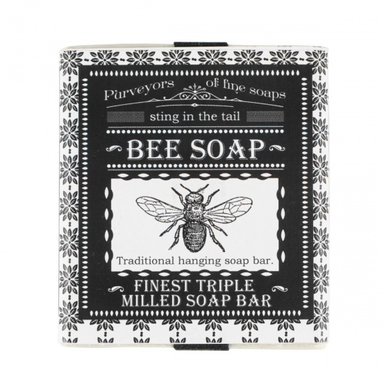 Olive Bee Hanging Soap