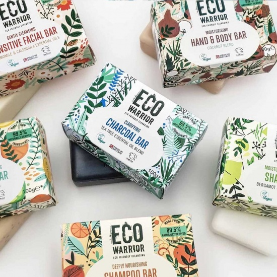 Eco Warrior Total Works Soaps