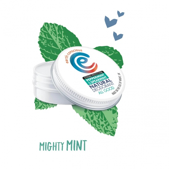 Peppermint & Spearmint Deodorant