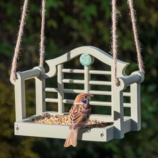 Swing Seat Bird Feeder