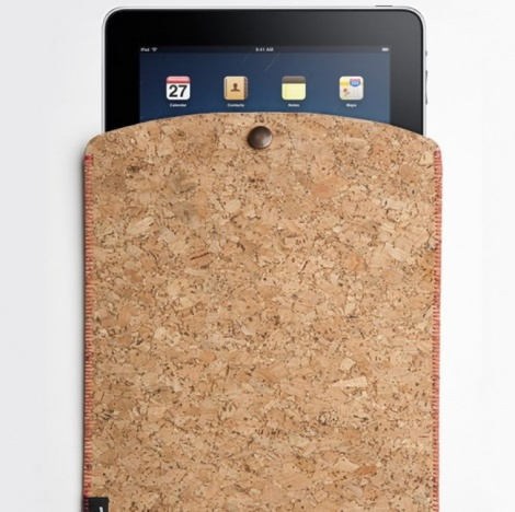 Cork iPad Sleeve