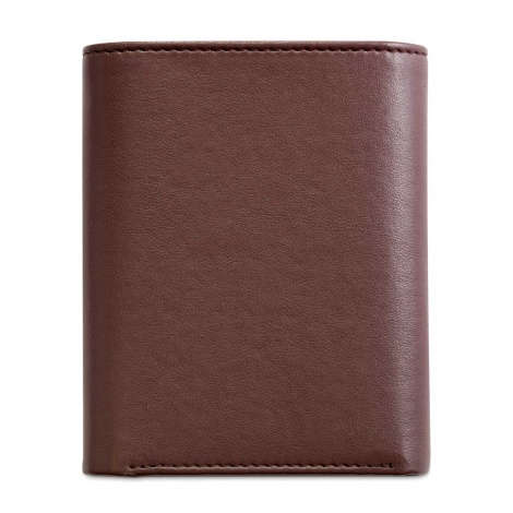 Vegan Friendly Brown Wallet by Watson & Wolfe