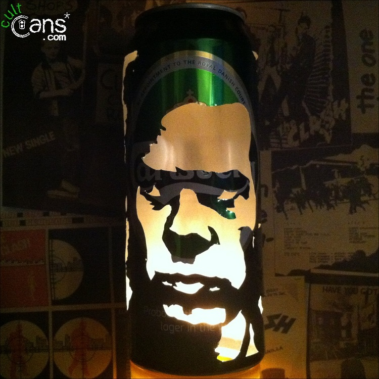 Nick Cave Beer Can Lantern