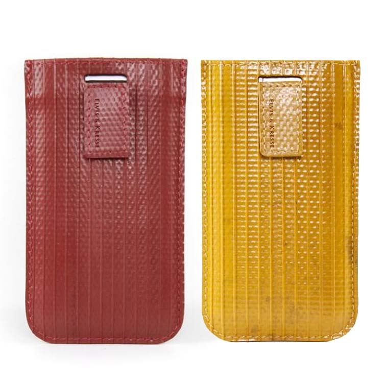 Recycled Firehose iPhone Case