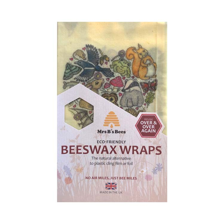 Love Nature Beeswax Food Wrap