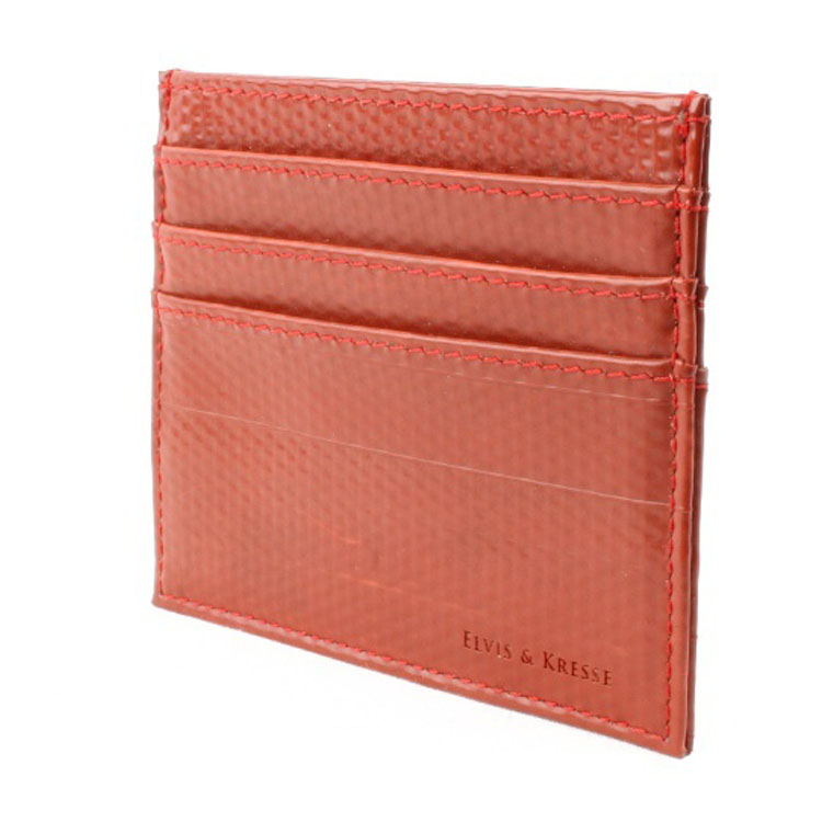 Recycled Firehose Triple Cardholder