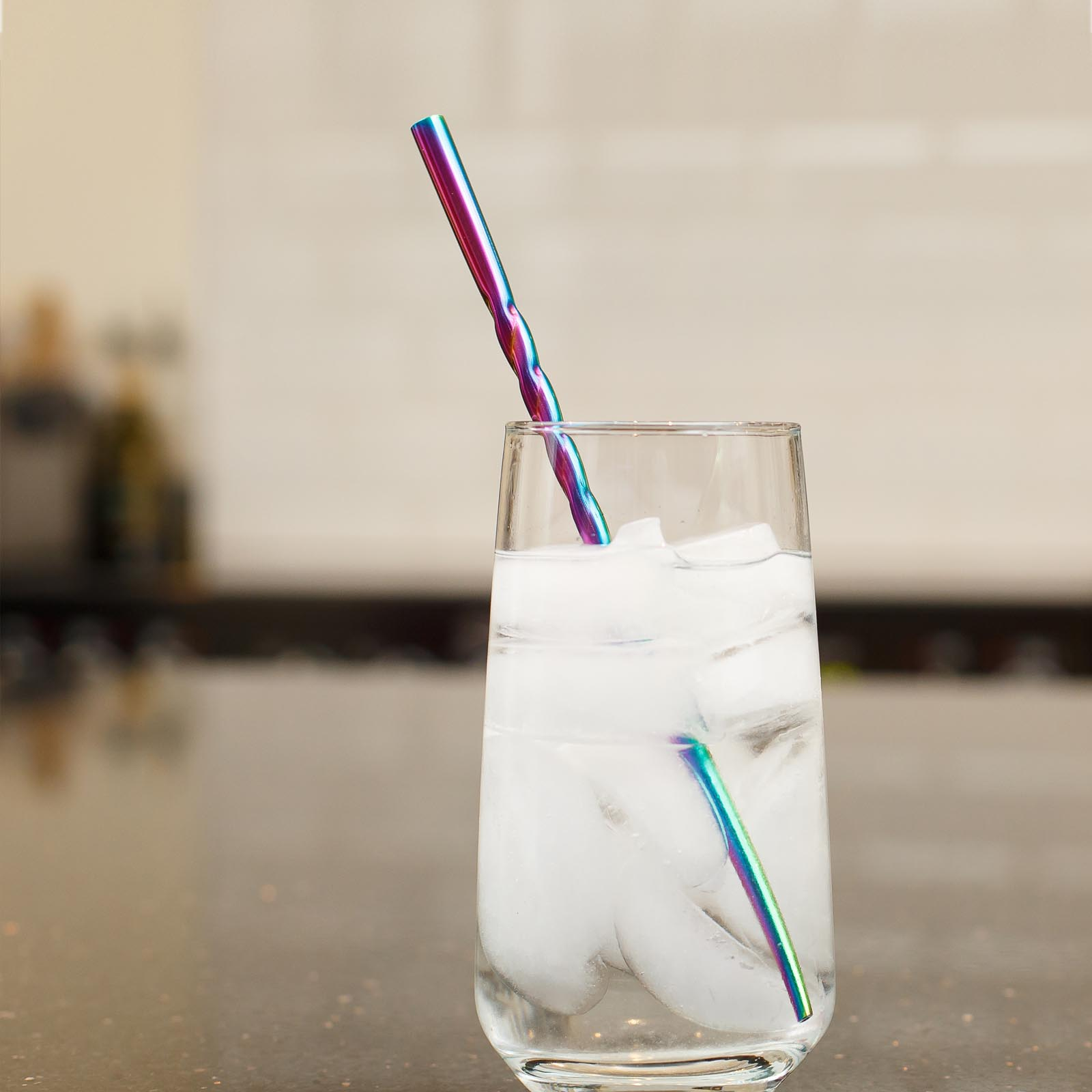 Unicorn Horn Reusable Straws