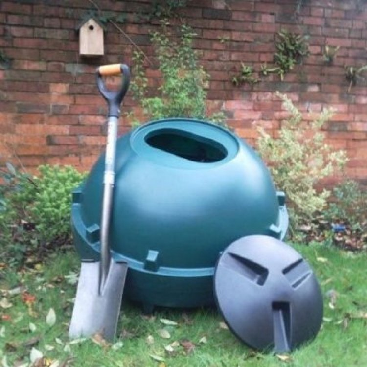 Composphere Rollable Compost Bin